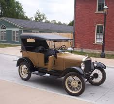 Ford T éthanol