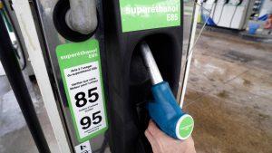 Pompe superéthanol E85